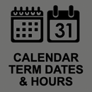 Calendar / Term Dates / Hours